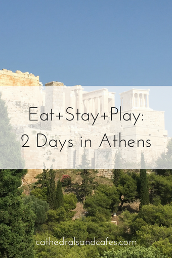 Eat, Stay, Play Travel Guide Itinerary