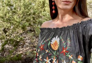 Embracing Embroidery: The 4-Trends-in-1 Dress | Cathedrals and Cafes Blog