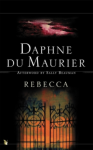7 Spooky Books to Read This Halloween | Cathedrals & Cafes Blog | Rebecca Book
