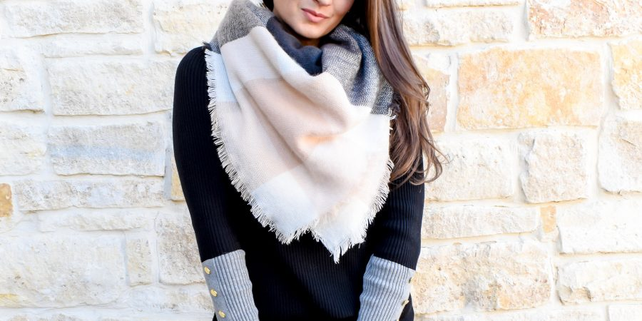 How to Tie a Blanket Scarf and 5 Helpful Uses For It