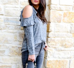 How to Style Grey Jeans | Cathedrals and Cafes Blog