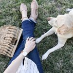 Spring Weekend Outfit | Cathedrals and Cafes Blog