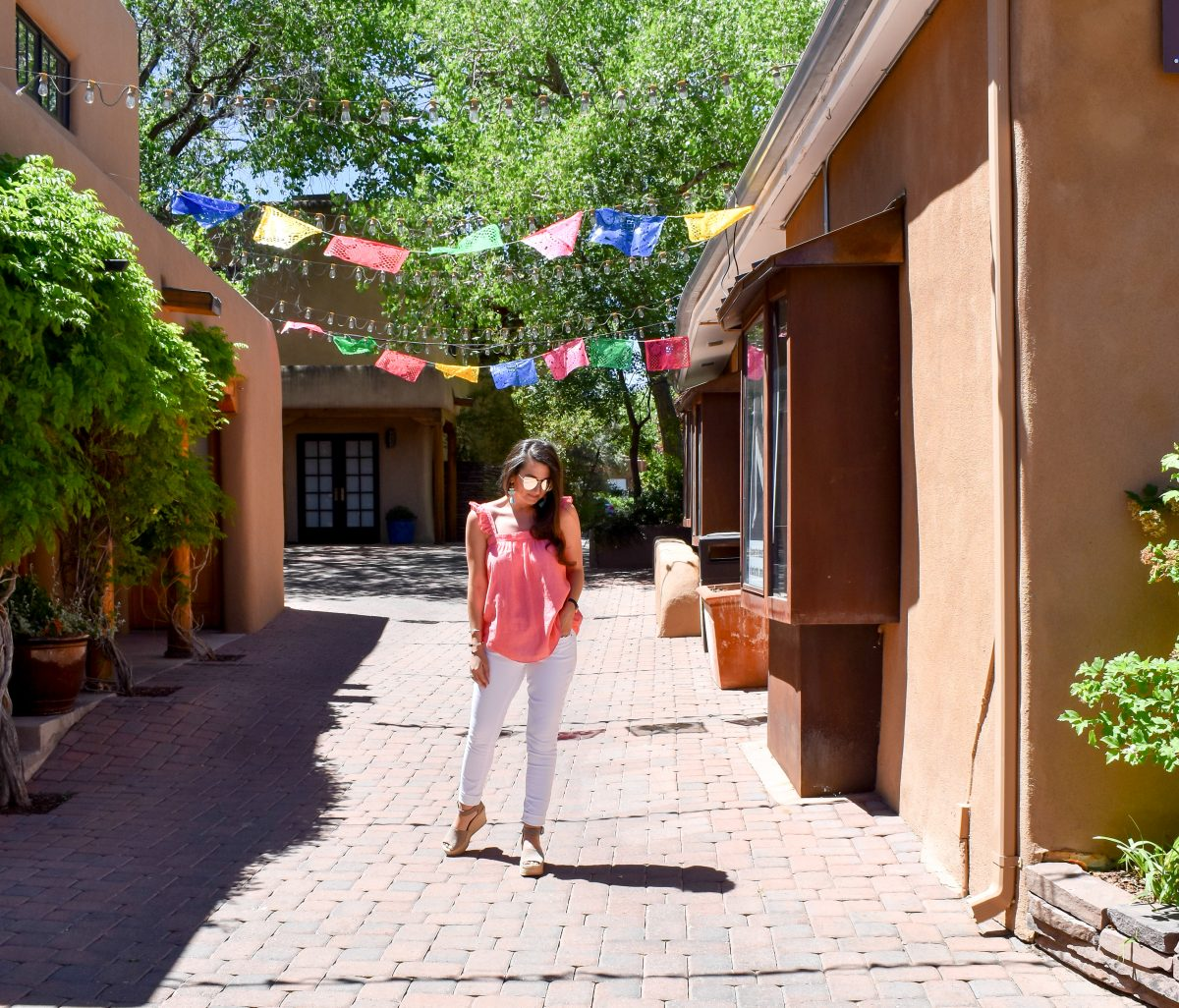 Santa Fe Travel Diary | What to do in Santa Fe | New Mexico Travel Guide | Cathedrals and Cafes Blog