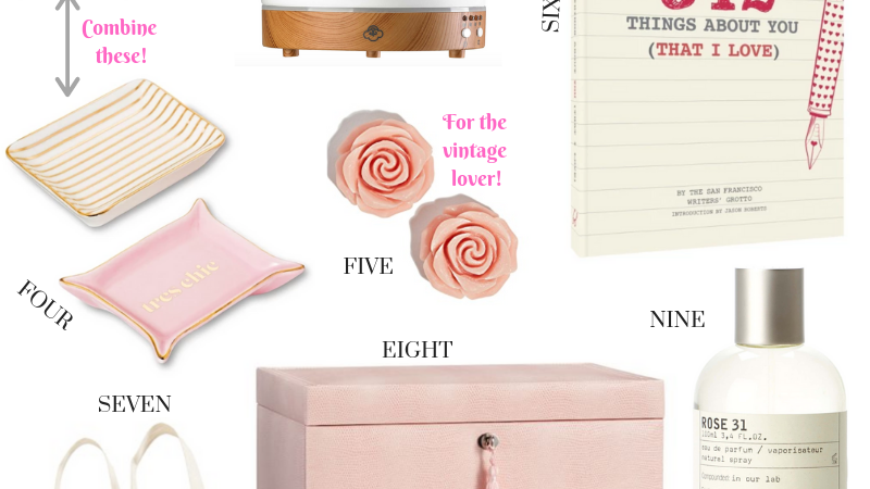 Valentine's Day Gift Guide | Cathedrals and Cafes Blog